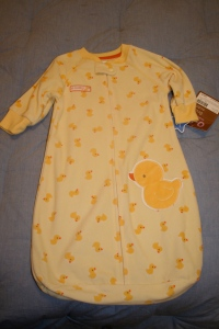 This is the first baby item I bought  when I was pregnant the first time.  It was so fun to shop!